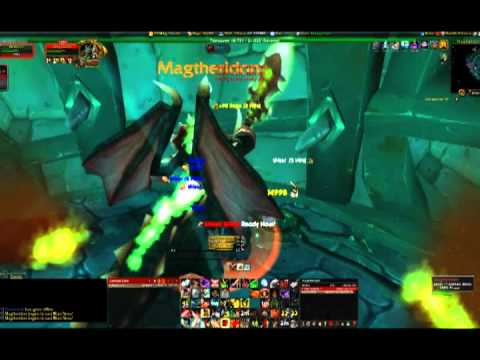 Warrior Prot @85 Solo Kill Magtheridon BC 25man 500g