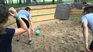 GaGa Ball Game 1