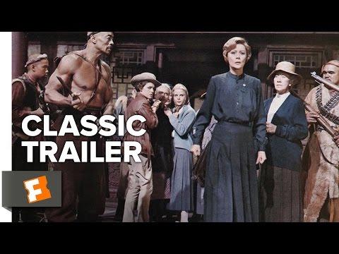 7 Women (1966) Official Trailer - John Ford, Anne Bancroft Movie HD