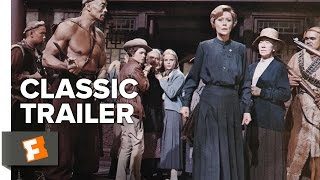 7 Women (1966) Official Trailer - John Ford, Anne Bancroft Movie HD