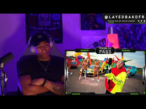 TRASH or PASS! 6ix9ine ( TUTU ) [REACTION!!!]