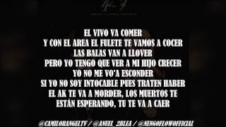47 letra anuel aa ft engo flow