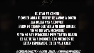 47 (LETRA) - ANUEL AA FT ÑENGO FLOW