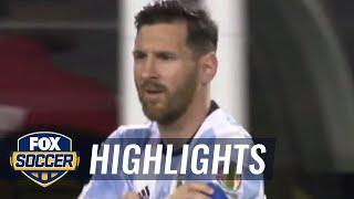 Argentina vs. Panama   2016 Copa America Highlights