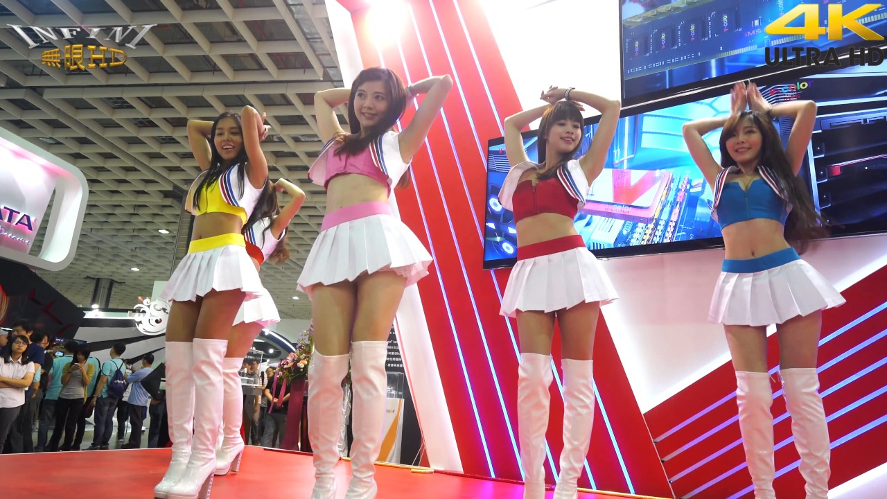 COMPUTEX TAIPEI 2016 臺北國際電腦展 國電展 VCOLOR SG熱舞1 Lamigirls(4K HDR)[無限HD] </p> </div><!-- .center-block .entry-content --> </article><!-- #post-## -->  <nav class=