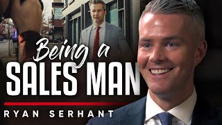 BECOMING A SALESMAN: Why Ryan Serhant Sold Real Estate To Pregnant Women At The Start Of His Career