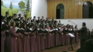 Paz en el valle, coro IEP Quillota