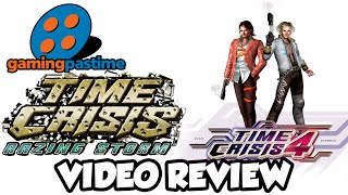 Time Crisis: Razing Storm & Time Crisis 4 Video Review