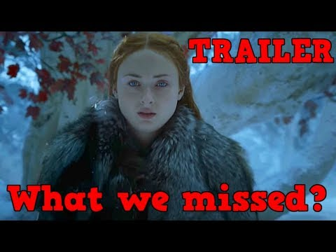 Season 7 Trailer | Arya at the Dragon Pit Dragon Glass Axes and Golden Dragons? | Game of Thrones