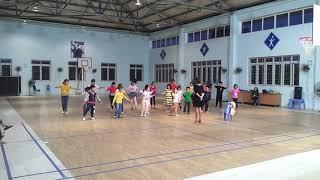 Training dance sport 2