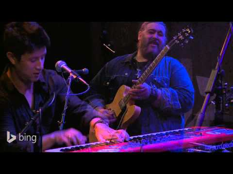Nick Moss Band - I Want The World To Know (Bing Lounge)