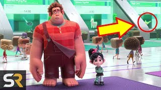 10 Hidden Details You Missed In Ralph Breaks The Internet