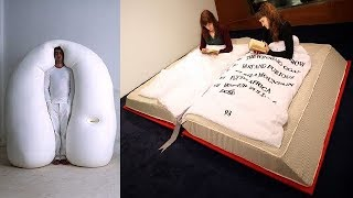 30 Most Weird Beds Not Only For Sleep   Most Unusual Beds   Coolest Beds   Strange Beds   Cool Beds