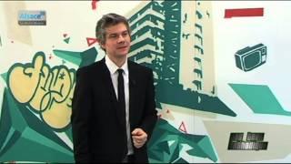 Débat Alsace20 Traçabilité avec témoignages OPABA Alsace Volailles Mars 2013