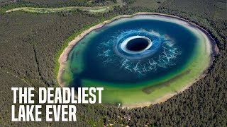 What's Hidden Under The Deadliest Lake On Earth?