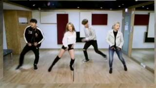 K.A.R.D - Don't Recall (Choreography video)
