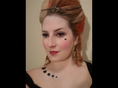 1700's French Revolution Inspired Makeup - Marie ...