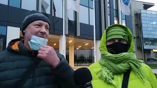 Что думают жители Вильнюса о ситуации в Беларуси
