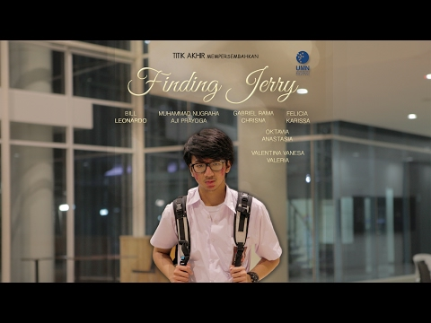 FINDING JERRY - Short Film Indonesia