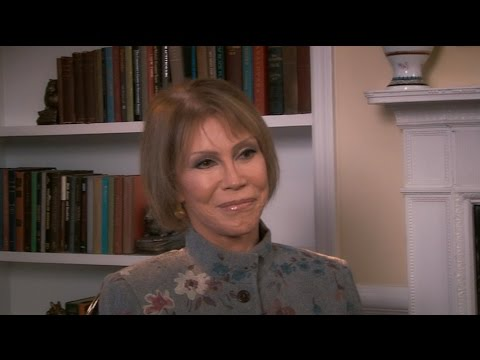 An Intimate Talk with Mary Tyler Moore