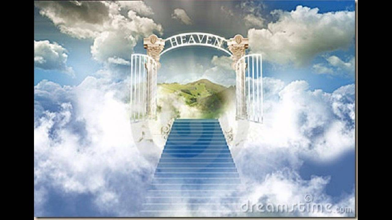 Stairway to golden heaven - 5 5