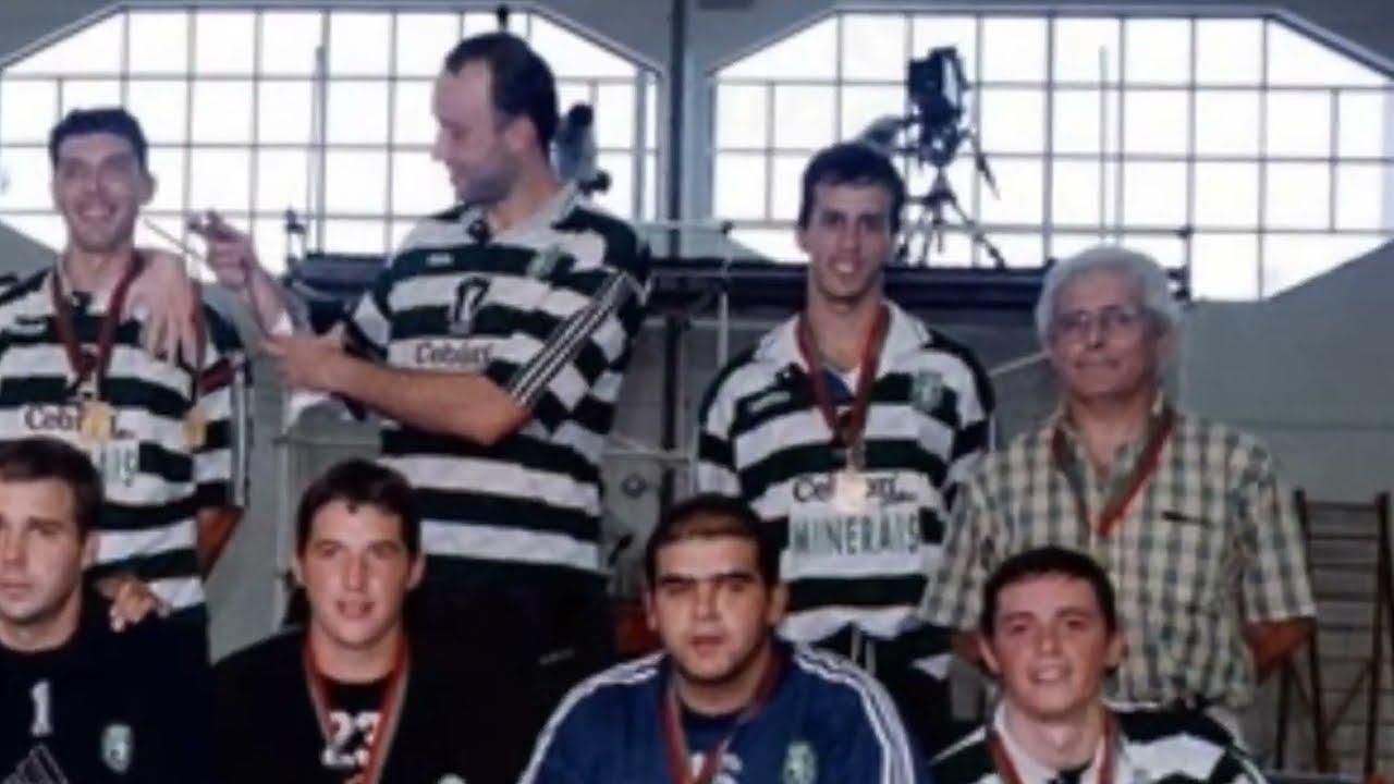 Paulo Faria - Sporting CP