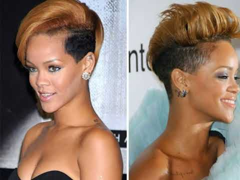 30 Best Mohawk Hairstyles For Black Women