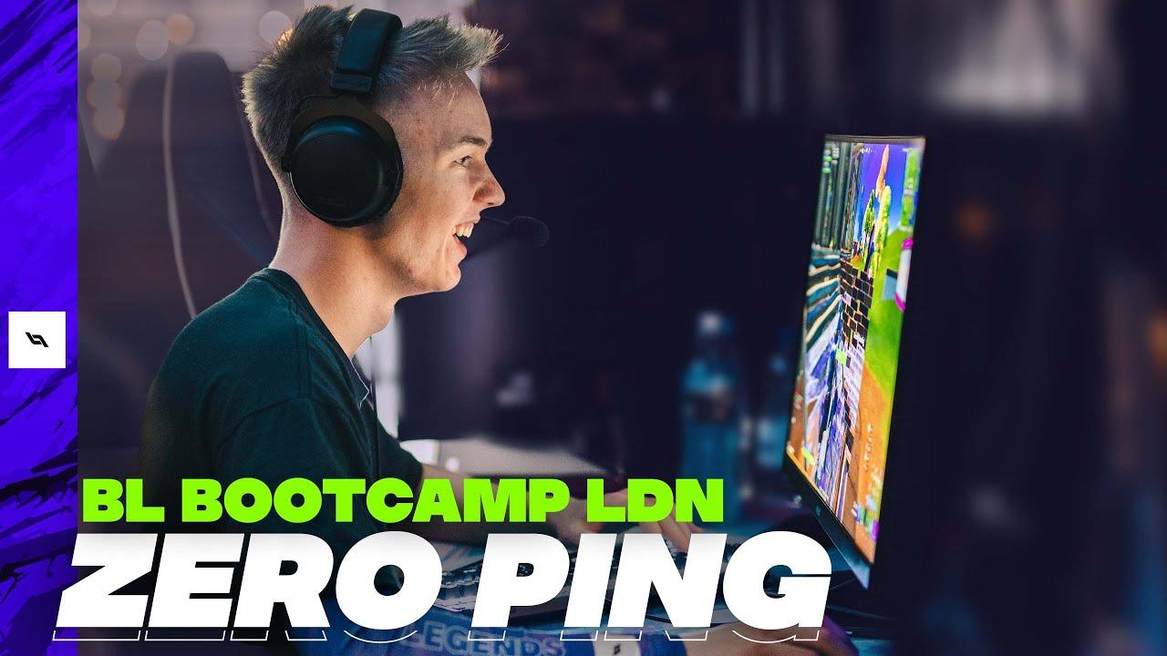 ZERO PING at London Bootcamp EP16