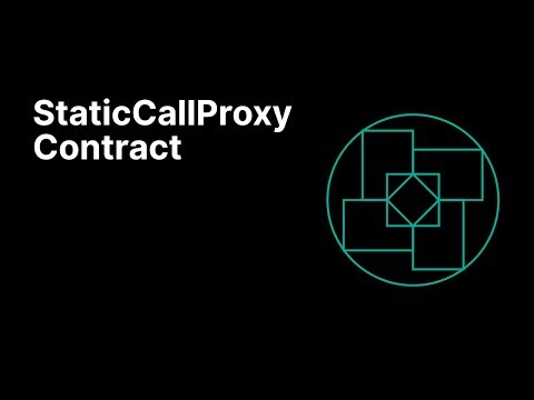 0x Learn | StaticCallProxy Contract