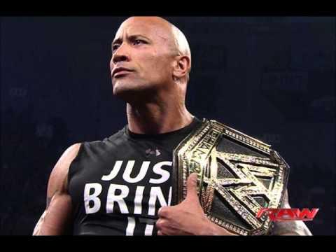 WWE The Rock 2013 Celebration theme