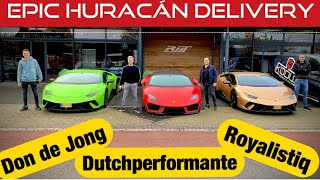 Don de Jong Audi R8 V10? | R8 V10 intensive care | Dutch Performante | X5M | Royalistiq | Audi RS6