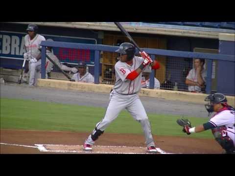 Arizona DBacks Prospect Luis Alejandro Basabe