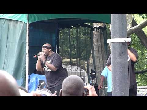 EPMD - Headbanger - (720p HD) Live in Central Park in NYC 8/21/2011