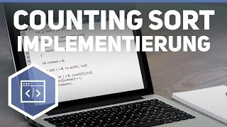Counting Sort Implementierung - Sortierverfahren 3 ● Gehe auf SIMPLECLUB.DE/GO