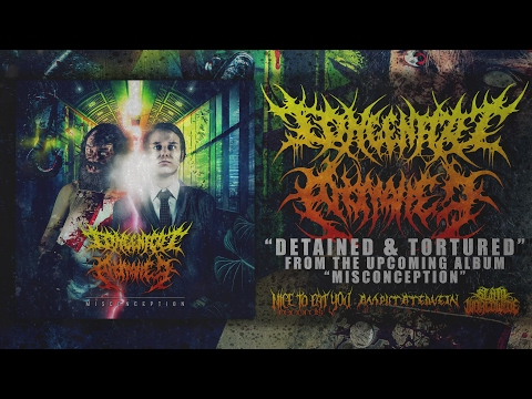 CONGENITAL ANOMALIES - DETAINED & TORTURED [SINGLE] (2017) SW EXCLUSIVE