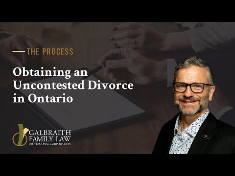 Uncontested trial ontario family court