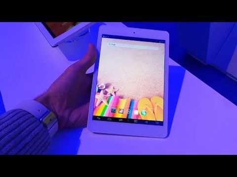 Teclast P89 Mini tablet bemutató videó | Tech2.hu