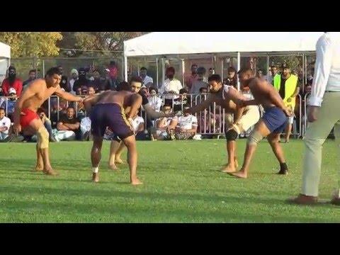 Singh Sabha sports club melbourne vs Queensland kabaddi academy (Final SSSC tournament Australia)