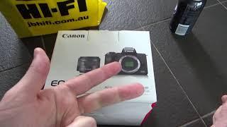 Mi havas novan kameraon!