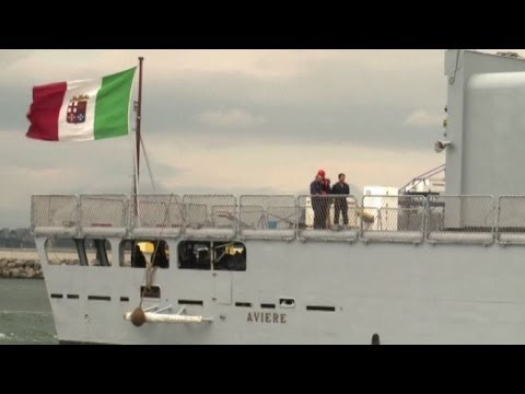 Crisi in Ucraina, navi da guerra della Nato entrate nel Mar Nero