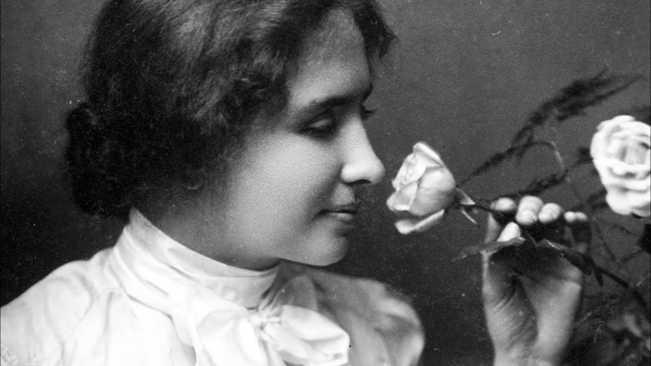 "the life and writings of helen keller At the beginning of the story of my life, helen keller acknowledges the difficulty of writing an autobiography because ""fact and fancy now look alike across the years that link the past and ."