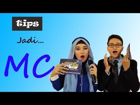 Tips Jadi MC