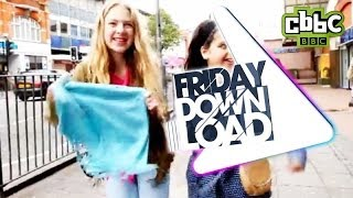 CBBC: Friday Download - Style Download - Festival Fringe Top