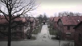 Освенцим Видео с высоты птичьего полета.