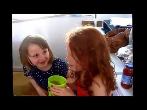 Sophie Lily Silly Studios - Smoothie Challenge