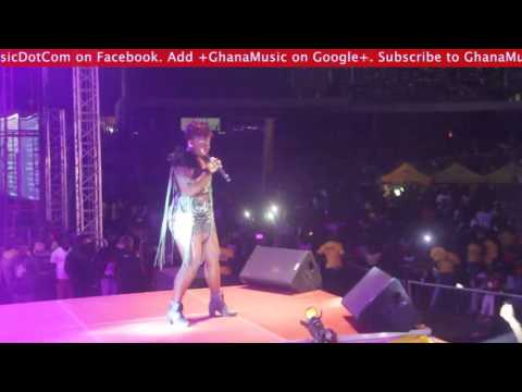 Kaakie disses Mzvee @ MTN Pulse concert 2016 | GhanaMusic.com Video