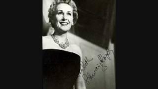 Elisabeth Schwarzkopf sings Schumann:  Zwei Venetianische Lieder (Two Venetian Songs)