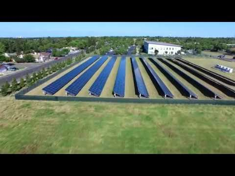 Yolo County is 100+ Percent Solar Powered