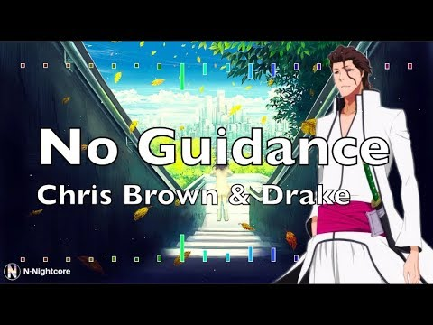 「Nightcore」→ Chris Brown Indigo Album - No Guidance Mp3