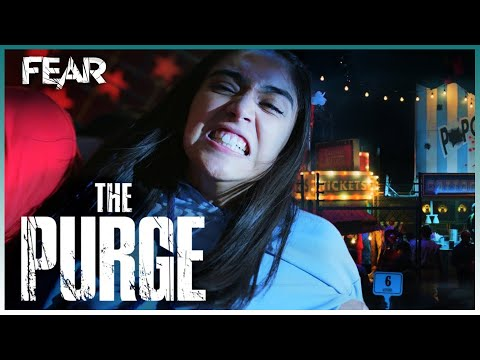 The Carnival Of Flesh Auction | The Purge (TV Series)